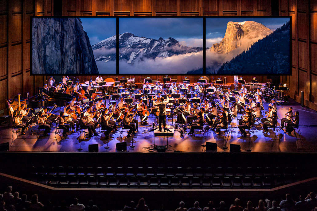 "National Symphony Premieres ""National Park Suite"" at Wolf Trap"