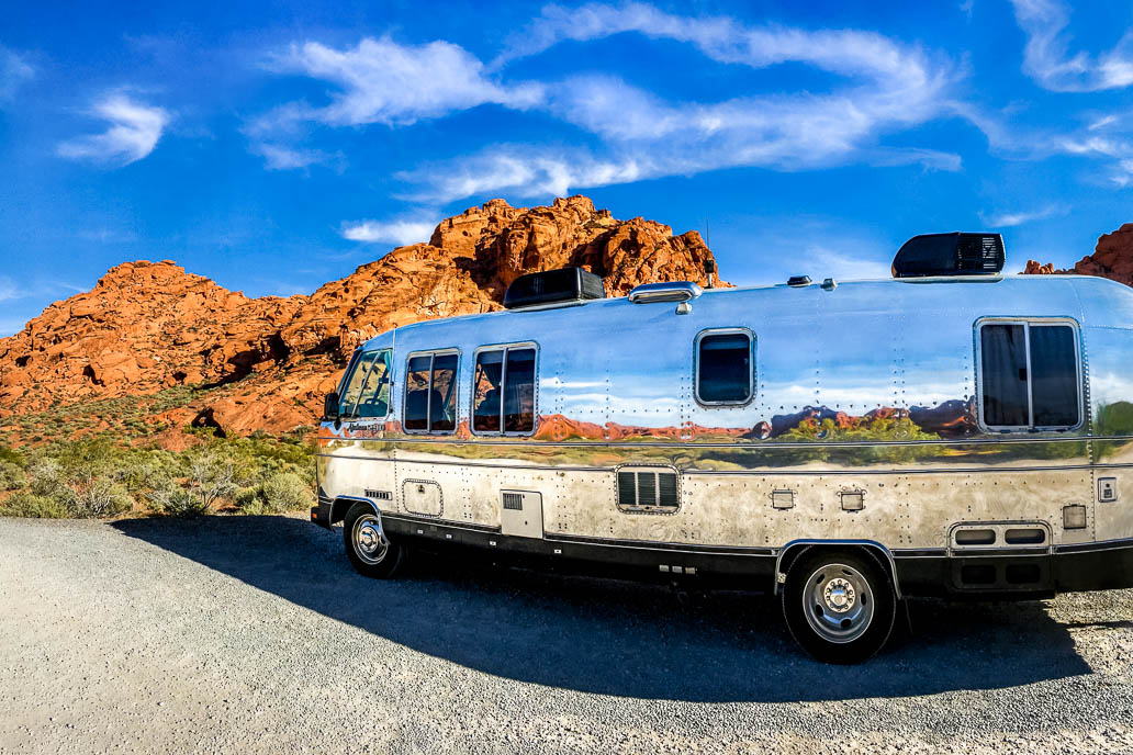 Airstream Adventuring Begins